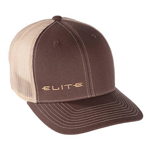 Brown Elite Hat – DiZiSports Store
