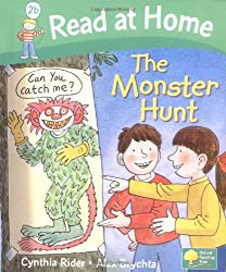 Read at Home: More Level 2B: The Monster Hunt (Read at Home Level 2b)