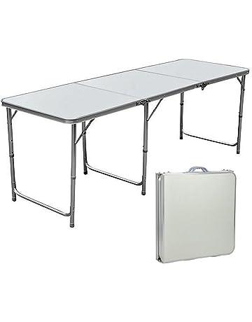 Tavolo Arrotolabile Campeggio E Outdoor.Amazon It Tavoli Arredamento Da Campeggio Sport E Tempo Libero