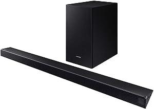 Samsung HW-R60C 3.1 Channel Soundbar with Wireless Subwoofer (Renewed)