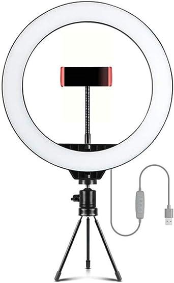 1,6M Stativ Ringleuchte Fotolicht StudiolichtBlitzlicht mit 26cm LED Ringlicht