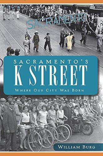 Coach Rv Motorhome (Sacramento's K Street: Where Our City Was Born)