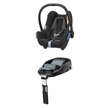 Fonkelnieuw Maxi-Cosi CabrioFix Baby Car Seat with FamilyFix ISOFIX Base NV-23
