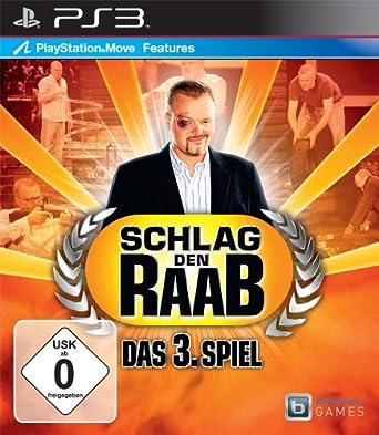 Schlag Den Raab Das 3 Spiel Playstation 3 Amazonde Games