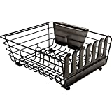 Rubbermaid 1G11MACSHM Evolution Large Dish Drainer