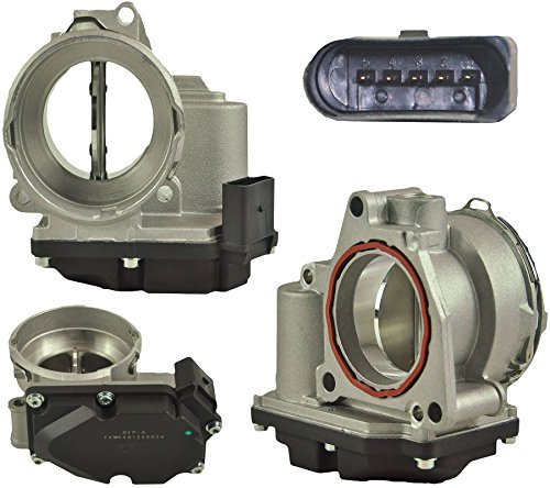 D2P Throttle Body TVW03G128063A:
