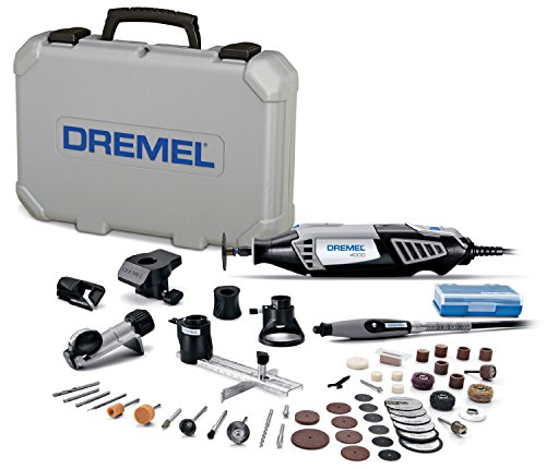 Dremel 4000-6/50 4000 Series Rt Storage Case Flex Shaft by Dremel