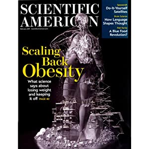 Scientific American, February 2011 Periodical
