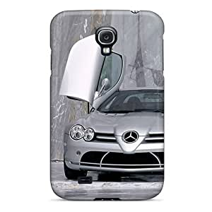 Durable Protector Case Cover With Cars S (67) Hot Design For Galaxy S4