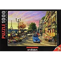 Anatolian Pariste Akşamüstü (Puzzle 1000) 1004