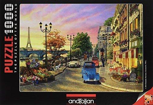 1000ピース 1000ピース ジグソーパズル Perre Sunset Group フランス パリ セーヌ サンセット Davison: パリ Seine Sunset 66×48cm 1004 B00QLY84WK, 厳選ドッグフード専門店A&YDOGGY:dc9e05a6 --- sharoshka.org