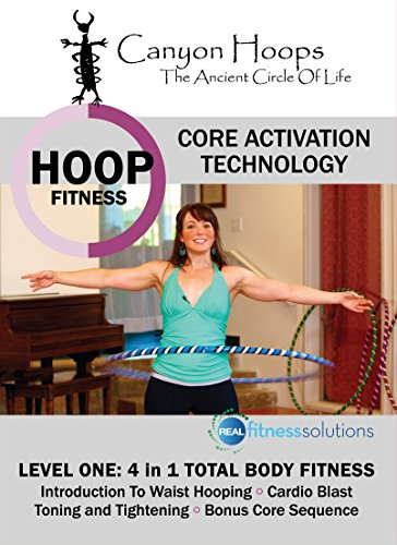 Canyon Hoops Hoop Fitness DVD by Canyon Hoops
