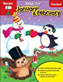 Ready for January and February : Preschool, The Mailbox Books Staff, 1612764363