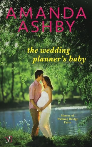 book cover of The Wedding Planner\'s Baby