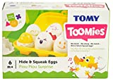 TOMY Toys Hide & Squeak Eggs