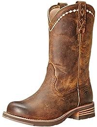Women's Unbridled Roper Western Cowboy Boot