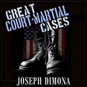 Great Court-Martial Cases Audiobook