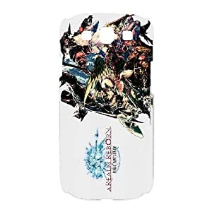 SamSung Galaxy S3 9300 phone cases White Final Fantasy cell phone cases Beautiful gifts LAYS9824850