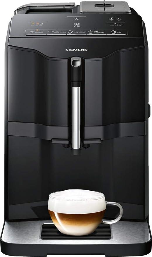 Siemens TI30A209RW - Cafetera (Independiente, Máquina espresso, 1 ...