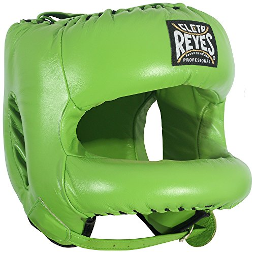 Ringside Cleto Reyes Protector Headgear II, Green, One size