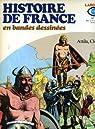 Histoire de France en BD, tome 2 : Attila; Clovis par Godard