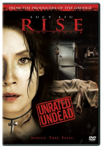 Rise Blood Hunter Unrated Undead