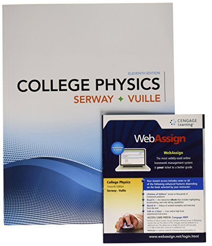 Compare prices for bundle college physics 11th webassign printed bundle college physics 11th webassign printed access card for serway vuilles college physics multi term 11 th edition fandeluxe Images