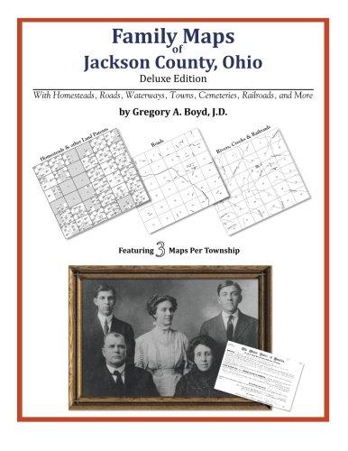 Download Family Maps of Jackson County, Ohio pdf