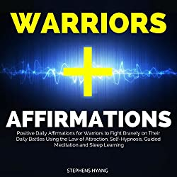 Warriors Affirmations