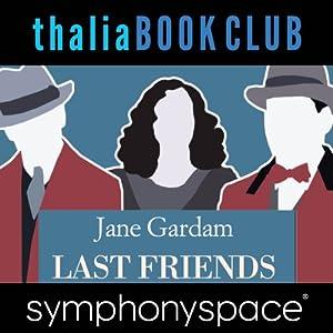 Thalia Book Club: An Evening with Jane Gardam Speech