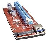 Mo-Co-So 6-Pack PCI-E Riser