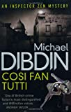 Così Fan Tutti by Michael Dibdin front cover