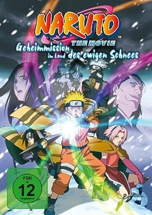 Naruto: The Movie - Geheimmission im Land des ewigen Schnees ...