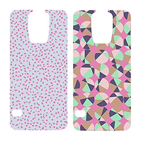 OtterBox My Symmetry Graphic Insert 2PK for Samsung Galaxy S5 - Passion Slice and Beach Balls (Otterbox Samsung Galaxy S5 Skin)