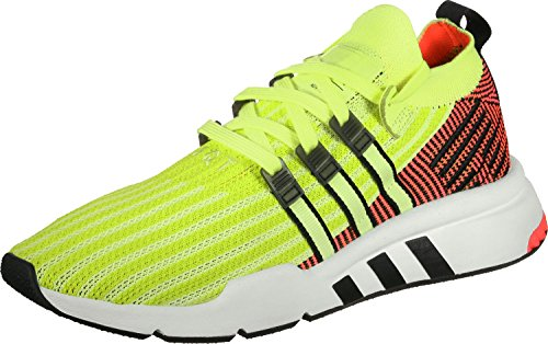 Adv 1 Black Shoes Pk Pink Yellow Mid EQT Support Adidas Size 3 45 wHnqP6Ix