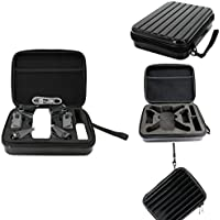 DZT1968 1PC Double zipper Hardshell Waterproof Carrying Case Bag Storage Box For DJI Spark Drone & Acessory