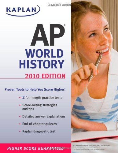 Kaplan AP World History 2010