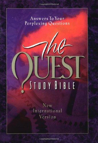 quest niv study bible - 6