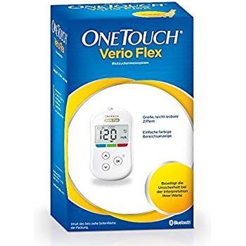 OneTouch Verio blood glucose Flex System Kit
