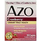 AZO Cranberry Tabs, 50 ct