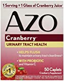 AZO Cranberry Tablets, 50 Count For Sale