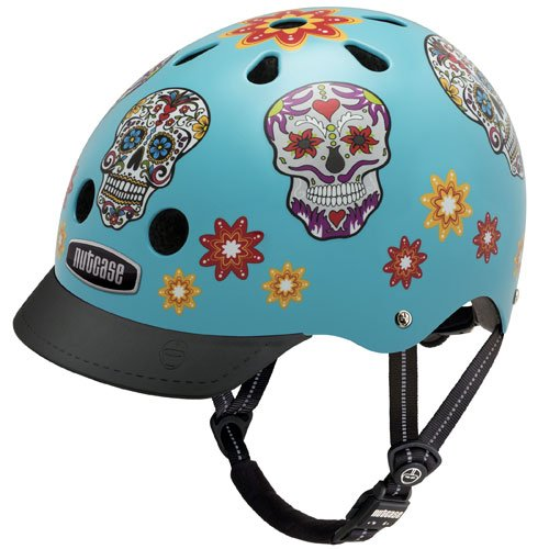 Nutcase - Patterned Street Helmet