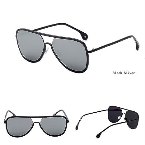 Gafas de Sol para Hombre, con Gafas de Sol polarizadas de ...