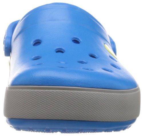 Crocs 5 Ocean Blue Citrus Crocband Unisex Adults' Clogs Ii rqIOrZw