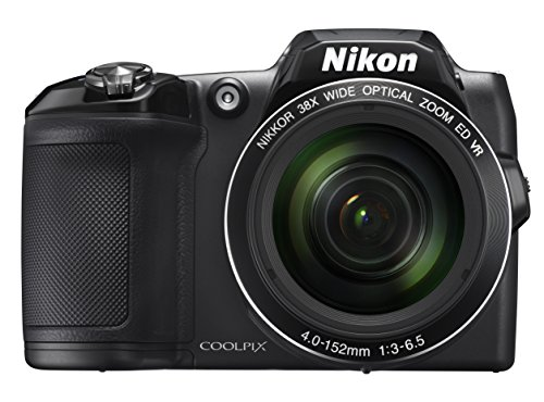 Review Nikon COOLPIX L840 Digital