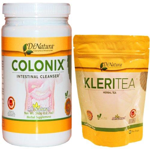 COLONIX INTESTINAL & KLERITEA COMBO