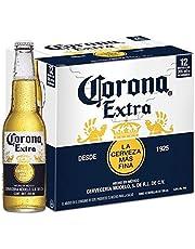 Cerveza Corona Extra, 12 Botellas de 355 c/u