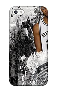 Hot Snap-on Tim Duncan Hard Cover Case Protective Case For Iphone 6 plus