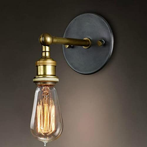 AIHOME™ Vintage Loft Metal Retro Industrial Rustic Sconce Wall Light Lamp  For Coffee Bar Kitchen