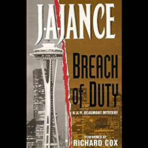 Breach of Duty Audiobook